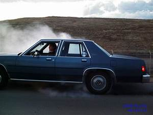 1986 Ford Crown Victoria - Information And Photos
