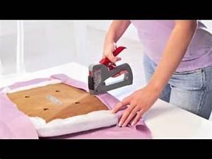 Sitzbank Polstern Anleitung : do it yourself polstern leicht gemacht youtube ~ Buech-reservation.com Haus und Dekorationen