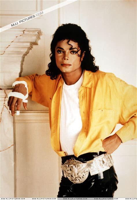 michael jackson favorite color yellow