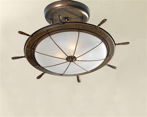 coastal ceiling lights nautical lighting design