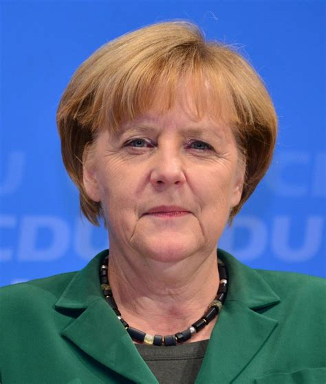 Angela merkel calls for investigation into suspected poisoning of russia opposition leader. Angela Merkel - Wikipedia bahasa Indonesia, ensiklopedia bebas