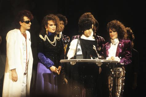 Prince Remembered By All Five Revolution Members After