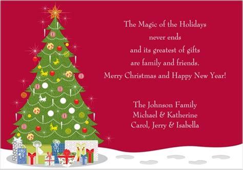 christmas card wording christmas card words christmas