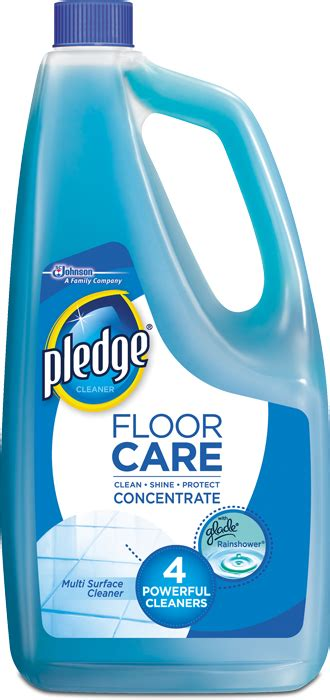 Pledge Wood Floor Cleaner by Pledge 174 Floor Care Multi Surface Concentrate Pledge 174