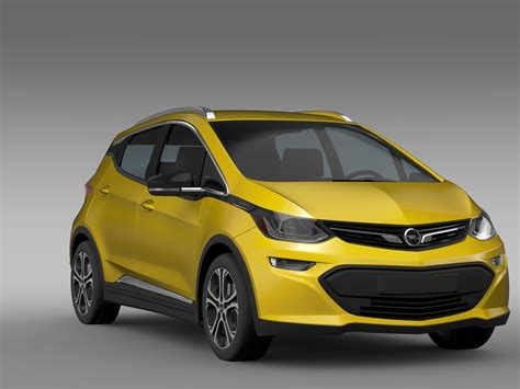 Opel Models by Opel Era E 2016 3d Model Flatpyramid