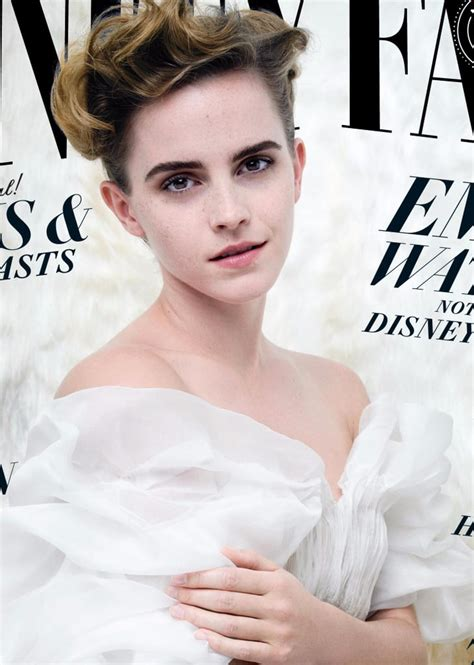 Emma Watson Defending Posing Topless Popsugar Celebrity