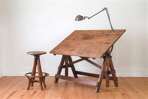 antique drafting table restoration hardware restoration hardware drafting table wants pinterest