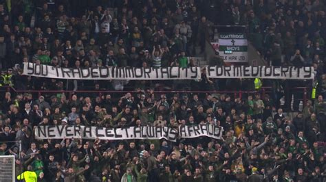 Celtic condemn alleged chants aimed at Brendan Rodgers ...