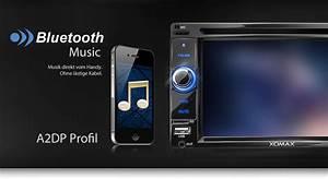 Autoradio Mit Handy Verbinden : autoradio mit 16cm touchscreen video bildschirm bluetooth ~ Kayakingforconservation.com Haus und Dekorationen