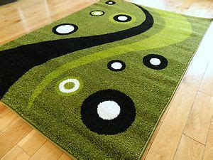Lime Green And Black Rug by Details About Large Small New Modern Design Rugs Lime