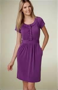Casual Purple Dresses Juniors