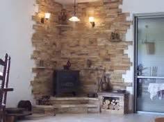 wandgestaltung hinter kaminofen wand hinter kaminofen gestalten indoor wände
