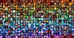 Every Hero Ability Poster Rubick39s Mind DotA2