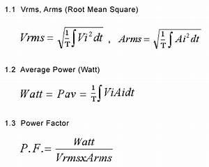 The Basic Of Power Meter