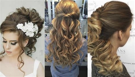 delicate bridesmaid hairstyles    friend