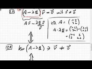 Inverse Berechnen Matrix : berechnung einer determinante doovi ~ Themetempest.com Abrechnung
