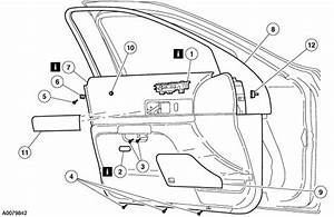 2004 Lincoln Ls Removal Diagram
