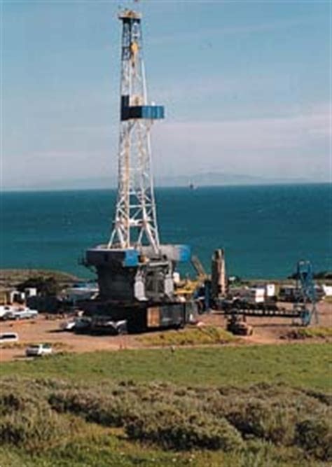 offshore environmental concerns mitigated  onshore based