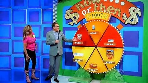 The Price Is Right  Now Or Then  2112014 Youtube