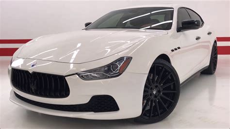 2016 Maserati Ghibli S Q4 Custom (k Msrp) 22