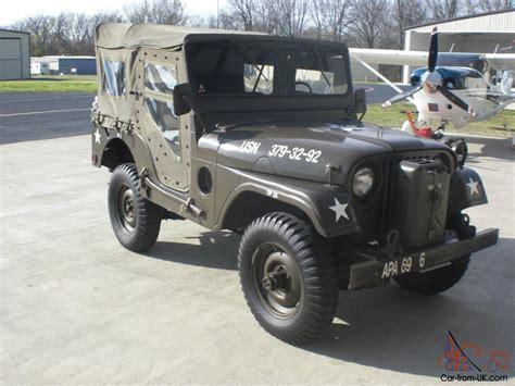 army jeep 1954 willys army jeep