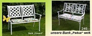 Gartenmöbel Weiß Metall : nostalgische gartenbank holz ~ Frokenaadalensverden.com Haus und Dekorationen