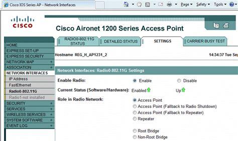 How To Configure Cisco Wireless Bridge