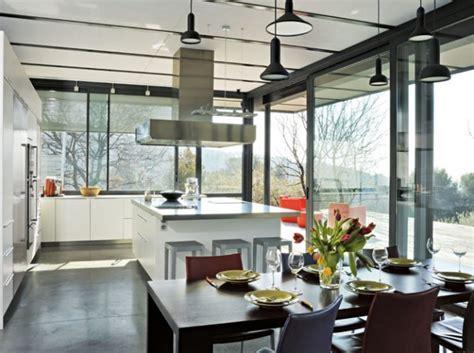 veranda extension cuisine aménager une cuisine dans une véranda travaux com