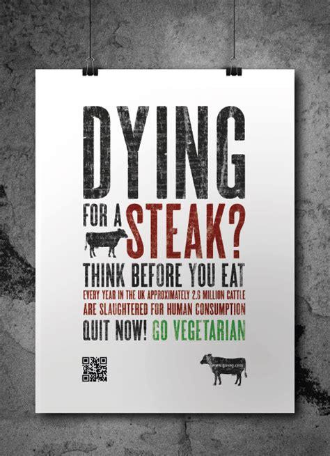 protest animal rights campaign lacon design