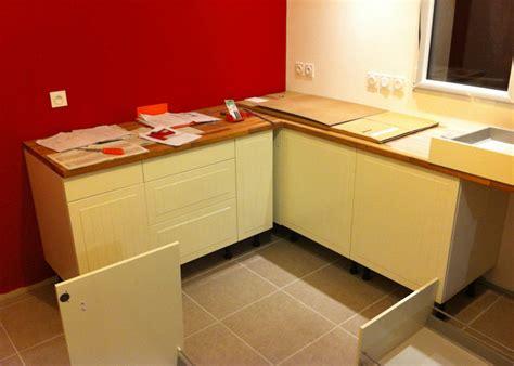 installer cuisine ikea la cuisine de la conception et la pose