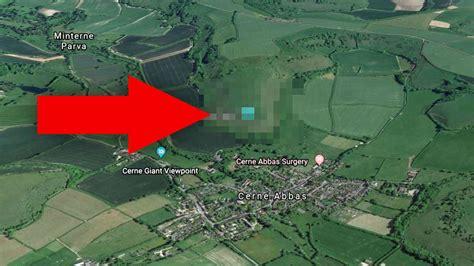 Google Maps: Plötzlich taucht Mysteriöses auf England ...
