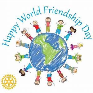 30+ best Ideas About International Friendship Day 2017 Wishes