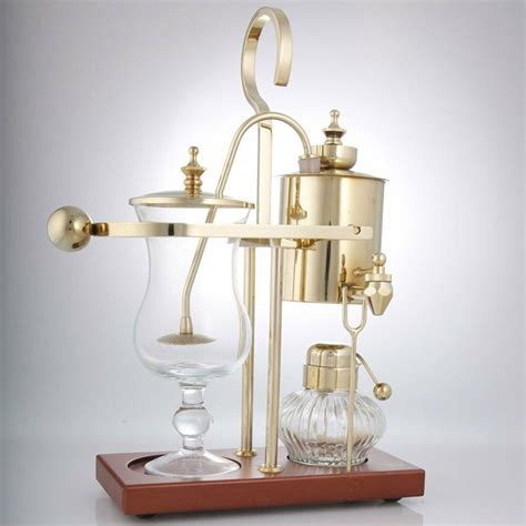 However, don't mistake this siphon brewer as just a pretty face. COFFEE MACHINE - MASTER VIENNA BALANCE SYPHON COFFEE MAKER ...