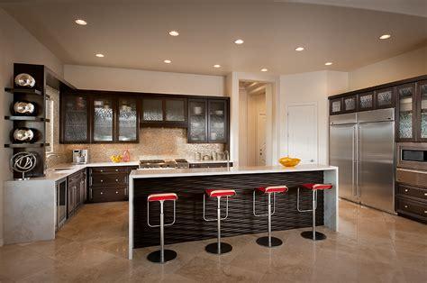 Kitchen Bar by Kitchen Bar Surface Panel Soelberg Ind