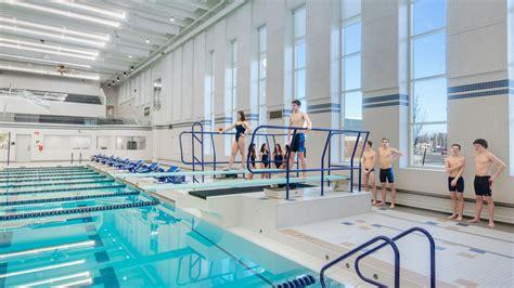 cae portage central natatorium