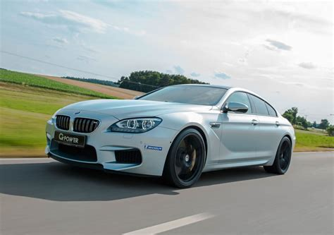 2018 Bmw M6 Gran Coupe By G Power Front Photo Dynamic