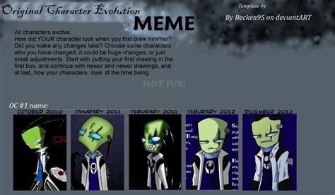 Evolution Memes - crome evolution meme by roboticmastermind on deviantart