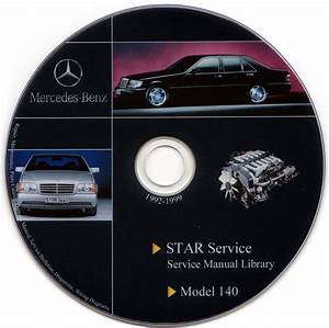 Mercedes Benz W140 Service Manual Repair Workshop S500