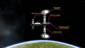 KSP Build Space Station - Pics about space