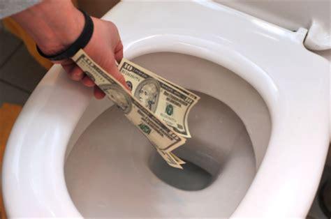 leaking toilet causing high water bill plumbers