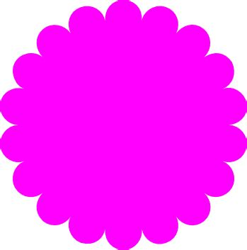Scalloped circle free svg download Silhouette tips