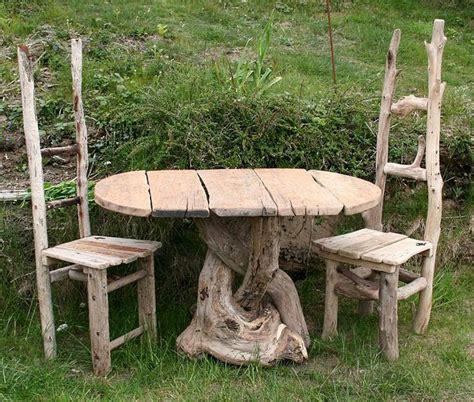 driftwood furniture ideas