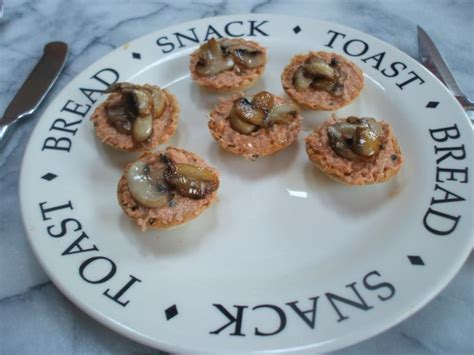bread canape recipes canape bread recipes thriftyfun