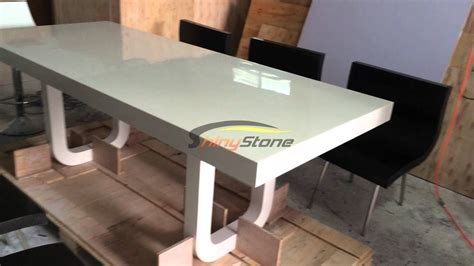 Top Corian Corian Artificial Solid Surface Dining Table And