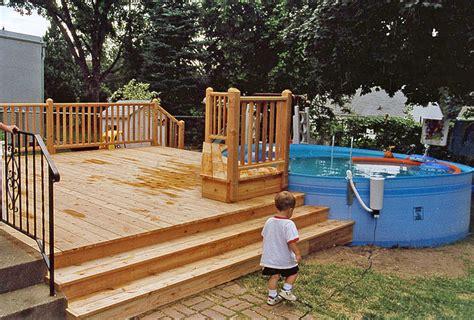 deck designs st paul deck building contractor