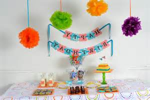 Bday Decoration Ideas Home Photo