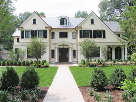 Exterior What To Look For On Classic House Exterior Design