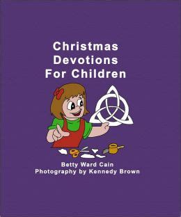 devotions for children by betty ward cain 279 | 2940014311328 p0 v1 s260x420