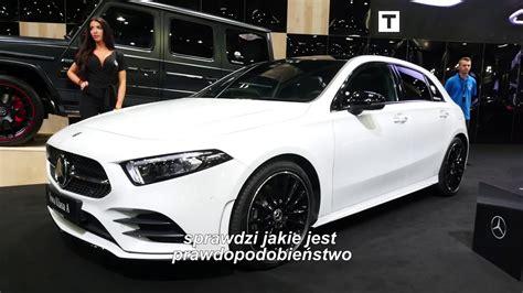 Mercedes-benz Klasa A 2018 (czwarta Generacja)