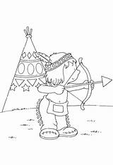 Indian Coloring Pages Coloringpages1001 sketch template